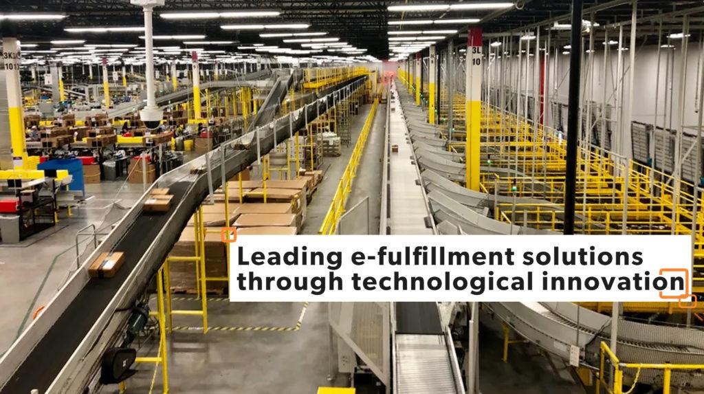 Warehouse e-commerce